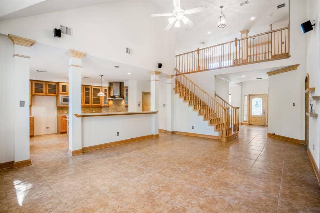 Houston Realtor - Reland Homes Group - Main Kitchen