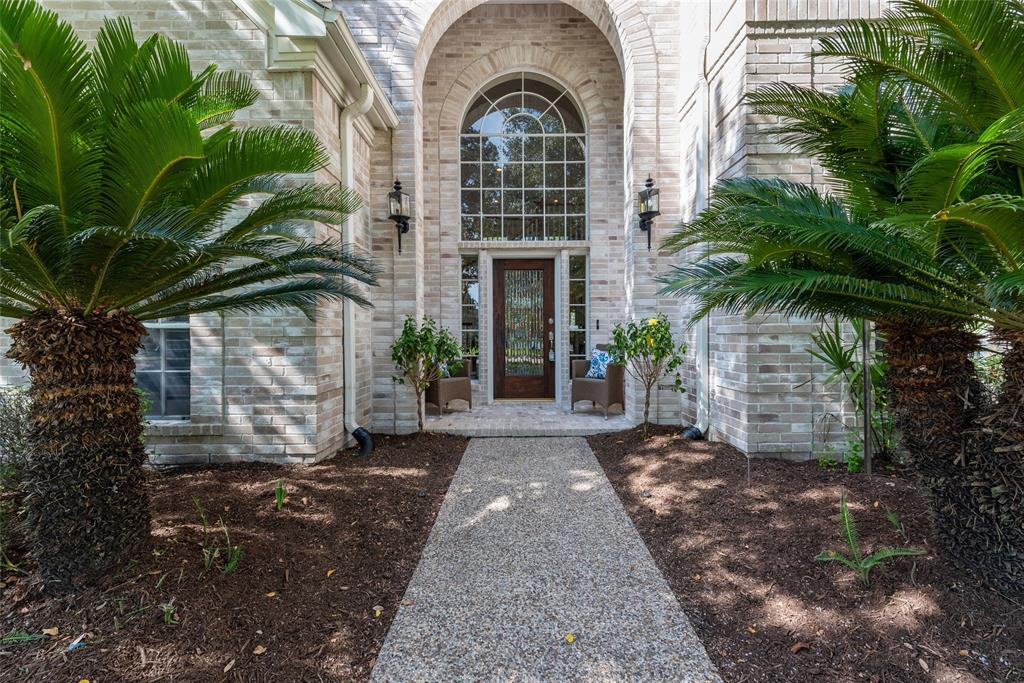 Richmond TX Homes for Sale - Reland Homes Group - Front door