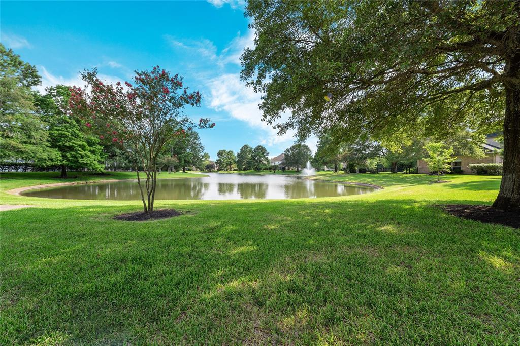 Richmond TX Homes for Sale - Reland Homes Group - Small pond