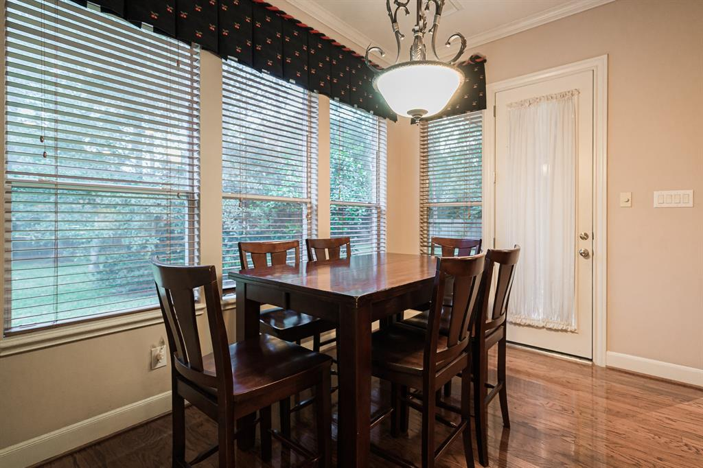 Sugar Land TX Homes for Sale - Reland Homes Group - Dining Room