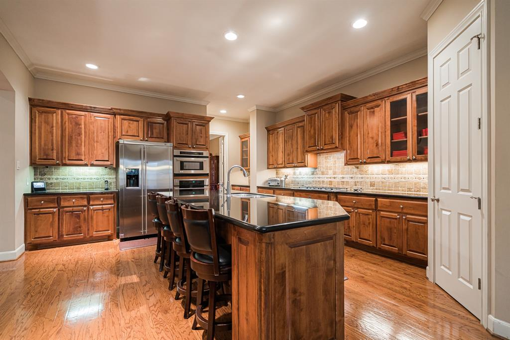Sugar Land TX Homes for Sale - Reland Homes Group - Kitchen