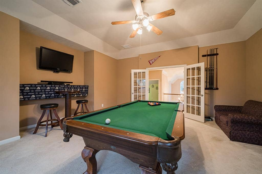 Sugar Land TX Homes for Sale - Reland Homes Group - Play Room